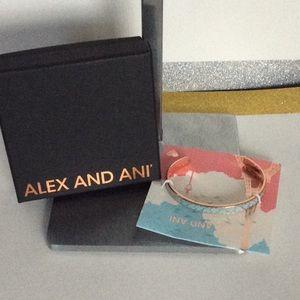 Alex and Ani Cuff Bracelet